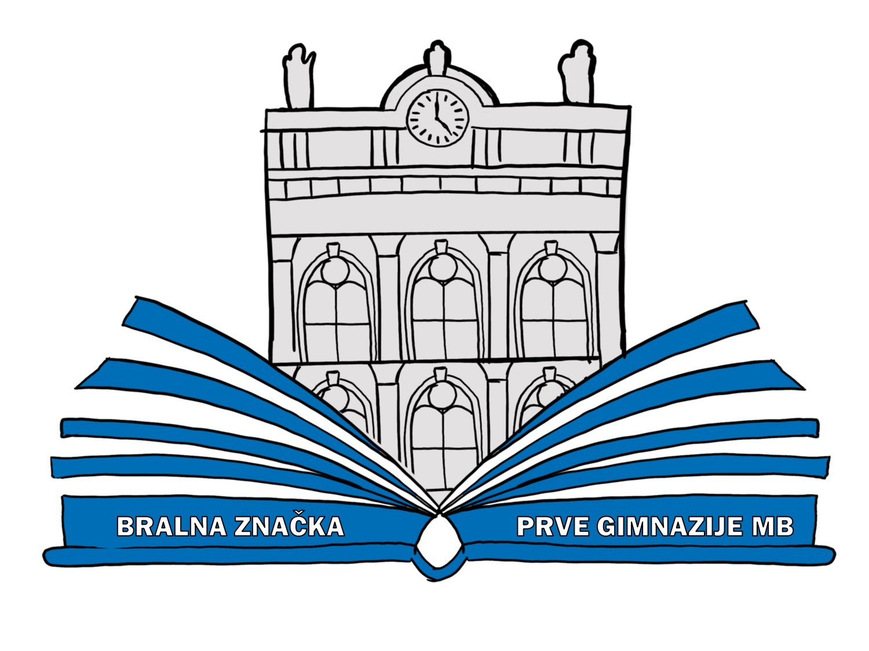 Logotip bralne značke