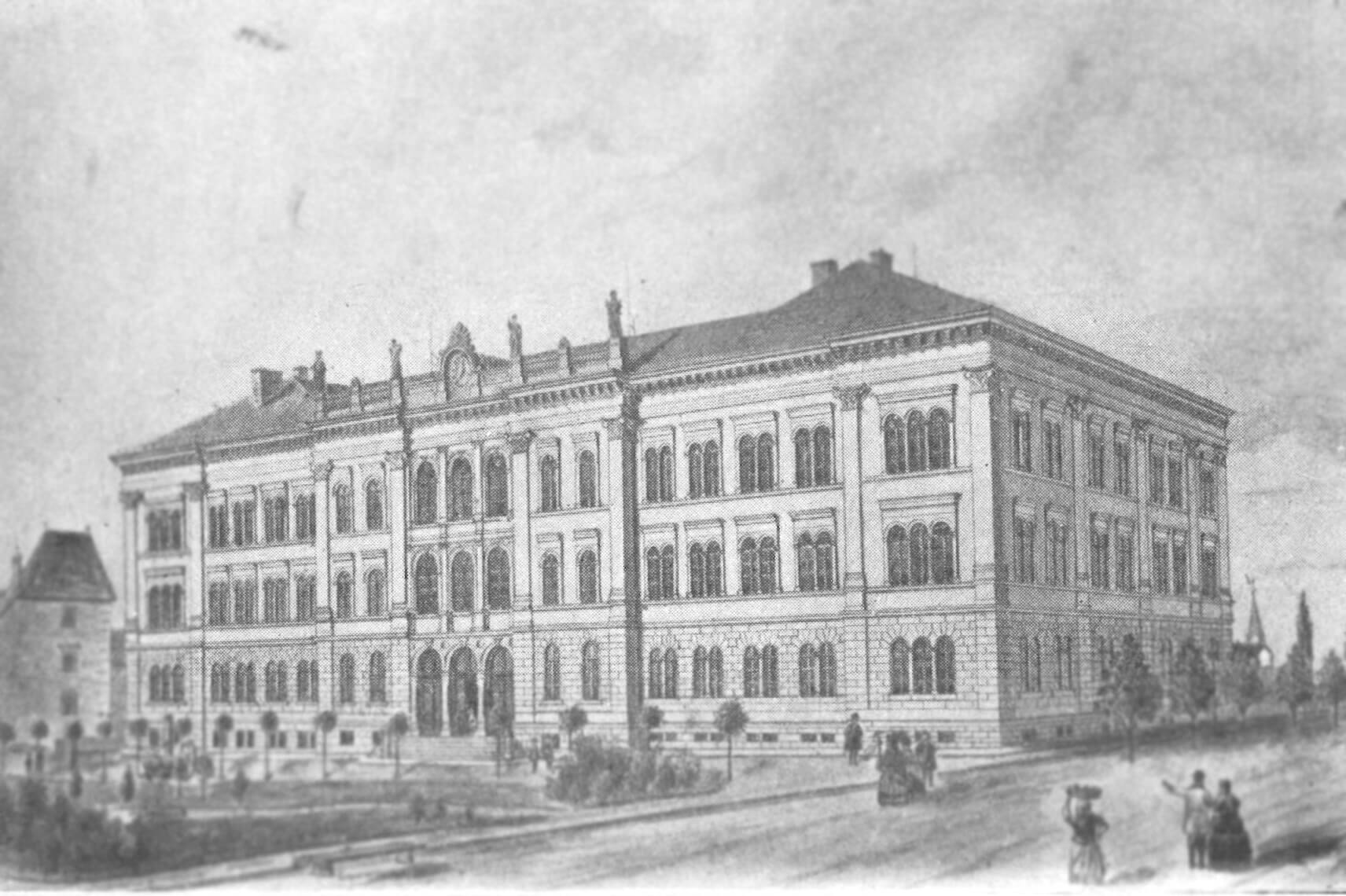 FOTO: Realka, leta 1873