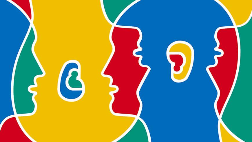 Evropski dan jezikov - EDJ logo