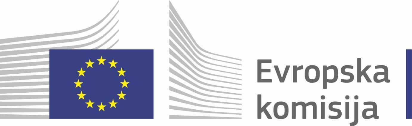 Logo EU doma – Zbliževanje EU in mladih (EU@home)